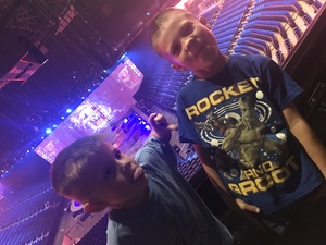 Kayleigh attended Marvel Universe Live! Age of Heroes - Tickets Good for Sunday 5: 00 Pm Show Only on Aug 6th 2017 via VetTix