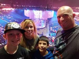 Dave attended Marvel Universe Live! Age of Heroes - Tickets Good for Sunday 5: 00 Pm Show Only on Aug 6th 2017 via VetTix