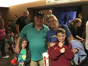 Tom attended Marvel Universe Live! Age of Heroes - Tickets Good for Sunday 5: 00 Pm Show Only on Aug 6th 2017 via VetTix