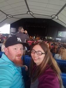 Johnathan attended Goo Goo Dolls: Long Way Home Summer Tour With Phillip Phillips - Reserved Seats on Aug 12th 2017 via VetTix