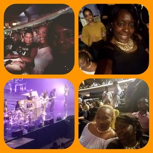 Camille attended Earth, Wind and Fire and Chic Ft. Nile Rodgers: 2054 the Tour on Aug 7th 2017 via VetTix