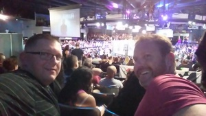 Bryan attended American Family, Tecate & Iron Boy Promotions Presents Iron Boy MMA 7 on Aug 12th 2017 via VetTix