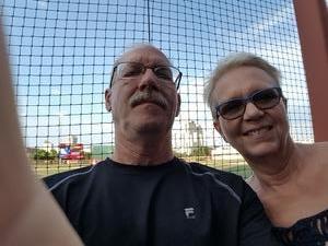 Arlan attended Wichita Wingnuts vs. Kansas City T-bones - American Association of Independent Professional Baseball on Aug 15th 2017 via VetTix