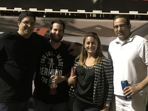 David attended Kings of Leon With Special Guest Nathaniel Rateliff and the Night Sweats - Reserved Seats on Aug 12th 2017 via VetTix