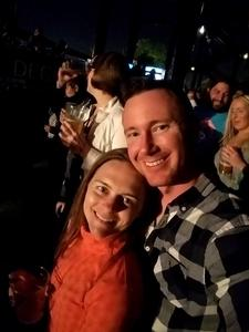 nicholas attended Kings of Leon With Special Guest Nathaniel Rateliff and the Night Sweats - Reserved Seats on Aug 12th 2017 via VetTix