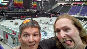 Jeremy attended Coldplay: a Head Full of Dreams Tour - Live in Concert on Aug 12th 2017 via VetTix