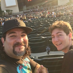 Kris attended 8 Tour - Incubus With Special Guests Jimmy Eat World and Judah and the Lion - Reserved Seats on Aug 11th 2017 via VetTix