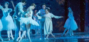 We are giving out 4 tickets to The Nutcracker - Family Series - Ballet for Young Audienceson Dec 21st 2013