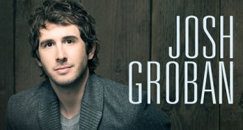 Josh Groban - in the Round Pittsburgh, PA - Saturday, November 2nd 2013 4 tickets donated