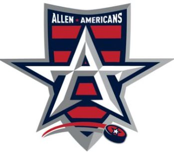 Allen Americans vs. Rapid City Rush - ECHL - Friday Allen, TX - Friday, April 10th 2015 at 7:05 PM 60 tickets donated