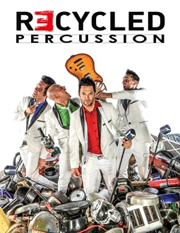 Recycled Percussion Las Vegas, NV - Monday, November 24th 2014 at 7:00 PM 25 tickets donated