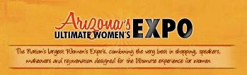 We are giving out 200 tickets to Arizona Ultimate Women's Expoon Apr 26th 2014