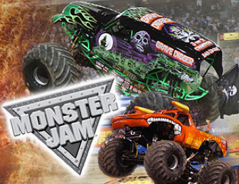 Monster Jam, the most adrenaline charged motorsports experience for families on the planet is returning to the Frank Erwin Center! Approximately 12 feet tall and about 12 feet wide, Monster Jam trucks are custom-designed machines that sit atop inch-tall tires and weigh a minimum of 10, pounds. Built for short, high-powered bursts of speed.