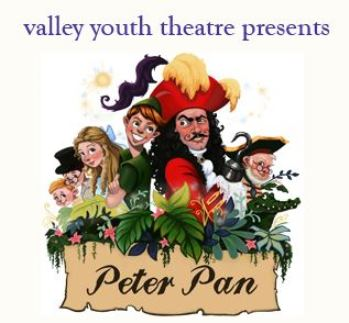 Peter Pan presented by Valley Youth Theatre Phoenix, AZ ...