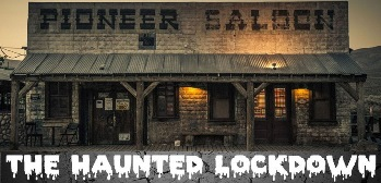 We are giving out 5 tickets to The Pioneer Saloon presents the Haunted Lockdownon Oct 10th 2014