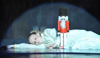 We are giving out 4 tickets to The Nutcracker performed by Bristol Ballet Companyon Dec 6th 2014