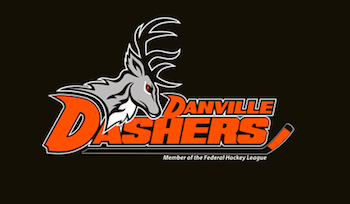 Danville Dashers vs. Steel City Warriors - Fhl - Wednesday Danville, IL - Wednesday, November 26th 2014 at 7:05 PM 12 tickets donated