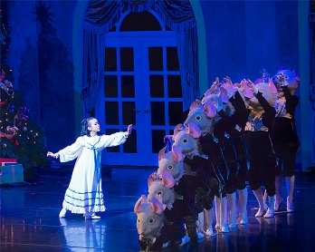 The Nutcracker Performed by Carolina Ballet Raleigh, NC - Tuesday, December 23rd 2014 at 2:00 PM 200 tickets donated