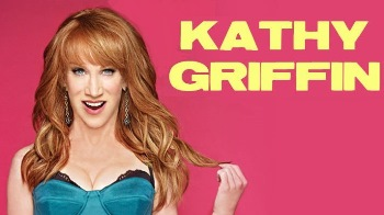 We are giving out 6 tickets to Kathy Griffin Live at The Zeiterion Theatreon Mar 11th 2015