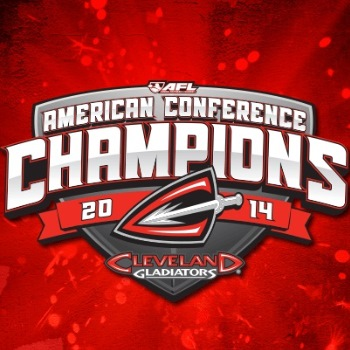 We are giving out 100 tickets to Cleveland Gladiators vs. Spokane - AFLon Aug 1st 2015