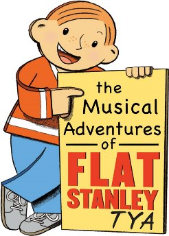 The Musical Adventures of Flat Stanley Houston, TX - Tuesday, March 10th 2015 at 1:30 PM 21 tickets donated