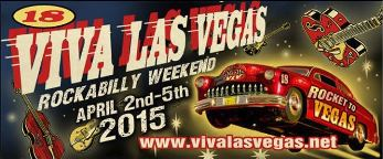 We are giving out 2 tickets to Viva Las Vegas Rockabilly Weekend - FULL ACCESS 4-DAY PASSon Apr 2nd 2015