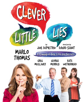 Clever Little Lies New York, NY - Monday, November 30th 2015 at 7:00 PM 20 tickets donated