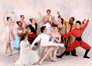 The Nutcracker Act 2 - Performed by Ballet Long Island Ronkonkoma, NY - Wednesday, December 2nd 2015 at 10:00 AM 10 tickets donated