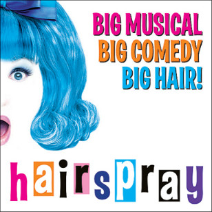 We are giving out 2 tickets to Hairspray the Musical - Paramount Theatre - Matineeon Feb 17th 2016