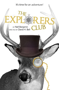 The Explorers Club by Nell Benjamin - Sunday Matinee Chicago, IL - Sunday, February 7th 2016 at 3:00 PM 20 tickets donated