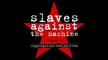 rage against the machine today