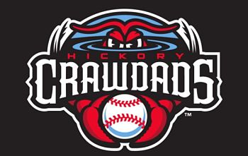 Hickory Crawdads vs. Lexington Legends - MILB - 1 Ticket Is Good for 2 People Hickory, NC - Monday, May 2nd 2016 at 10:30 AM 2 tickets donated