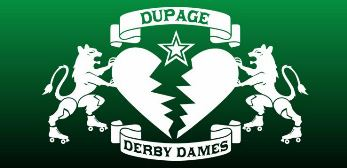 We are giving out 10 tickets to DuPage Derby Dames Roller Derby Double Headeron Oct 12th 2013