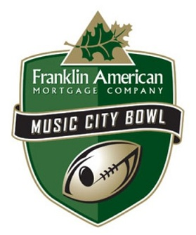 2012 Franklin American Mortgage Music City Bowl. Vanderbilt Commodores vs. Nc State Wolfpack Nashville, TN - Monday, December 31st 2012 2000 tickets donated