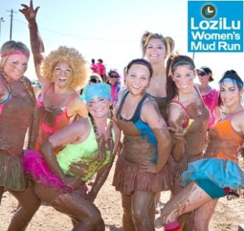 We are giving out 1 tickets to 2013 LoziLu WOMEN's 5K Mud Run...ONE code good for (4) Entry Passeson Jun 22nd 2013