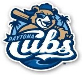 We are giving out 4 tickets to Daytona Cubs vs Brevard County Manatees - MiLBon Aug 30th 2013