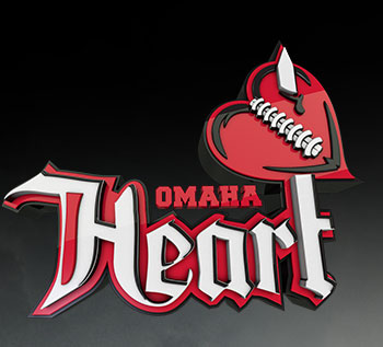 We are giving out 100 tickets to OMAHA HEART VS. JACKSONVILLE BREEZE - Legends Football Leagueon Jun 1st 2013