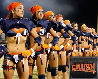 We are giving out 100 tickets to Cleveland Crush vs. Omaha Heart - Legends Football Leagueon Jun 14th 2013