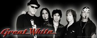 We are giving out 6 tickets to Outdoor Rock Festival featuring Great White with Enuff Z'nuffon Jun 7th 2013