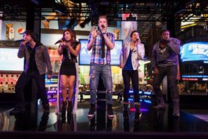 We are giving out 1 tickets to Pentatonix - Voucher is good for two ticketson Jul 25th 2013