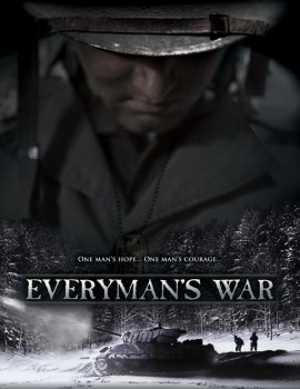 We are giving out 2 tickets to Everyman's War: One Man's Hope, One Man's Courage - Based on a True Storyon Jul 4th 2013
