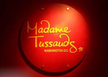 We are giving out 3 tickets to Madame Tussauds Washington D.C. - Wax Museumon Jul 8th 2013