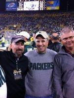 Mike attended Packers vs Vikings at Lambeau on Oct 24th 2010 via VetTix