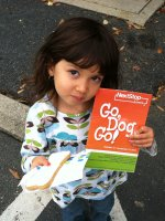 David attended Go, Dog. Go! - presented by NextStop Theatre Company - 12noon Show on Oct 19th 2013 via VetTix