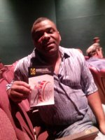 jevon attended The Music Man presented by Scottsdale Musical Theater Company on Nov 16th 2013 via VetTix