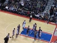 Travis attended Detroit Pistons vs Oklahoma City Thunder - NBA on Nov 8th 2013 via VetTix