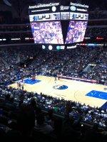 Vin attended Dallas Mavericks vs Washington Wizards - NBA on Nov 12th 2013 via VetTix