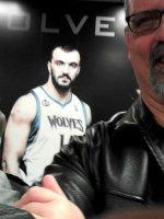 David attended Minnesota Timberwolves vs. Boston Celtics - NBA on Nov 16th 2013 via VetTix