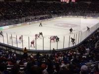 rory attended New York Islanders vs Detroit Red Wings - NHL Military Appreciation Night on Nov 16th 2013 via VetTix