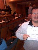 Scott attended Beethoven, Mozart and Nielsen presented by Utah Symphony on Nov 16th 2013 via VetTix